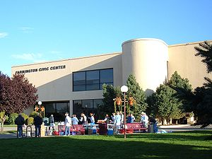 Farmington, New Mexico - Farmington Civic Center