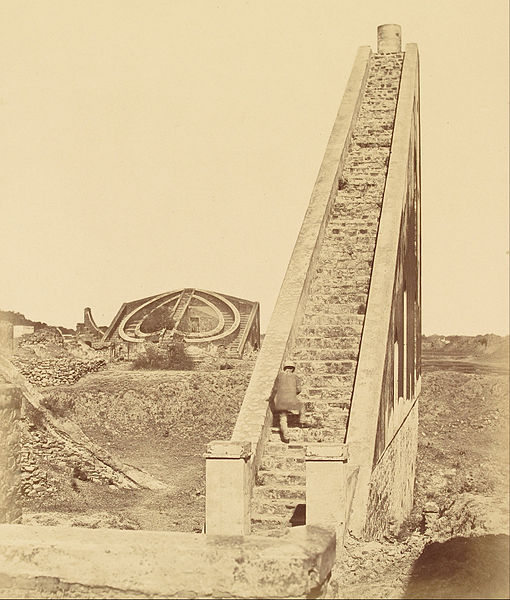 File:Felice Beato (British, born Italy - (Old Observatory near Delhi) - Google Art Project.jpg