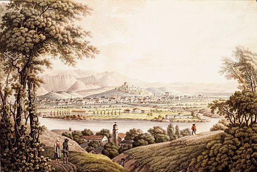 Ferdinand Runk - Panorama Gorice