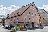 Ferlach Hauptplatz 7 Baeckerei Peterlin 07062015 2522.jpg