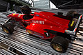 Ferrari F310 rear-left1 National Motor Museum, Beaulieu.jpg