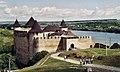Festung Chotyn (2011) heller.jpg