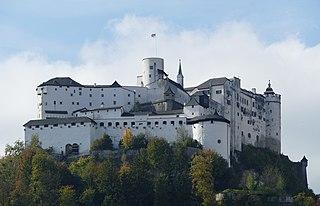 Salzburg Capital city of Salzburg, Austria