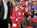 Filipe Massa, Ferrari Racing Days 01.jpg