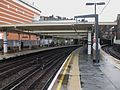 Finchley Road stn northbound Jubilee look south.JPG