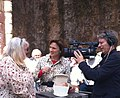 Fiona Bruce Antiques Roadshow Fountains Abbey 04.jpg