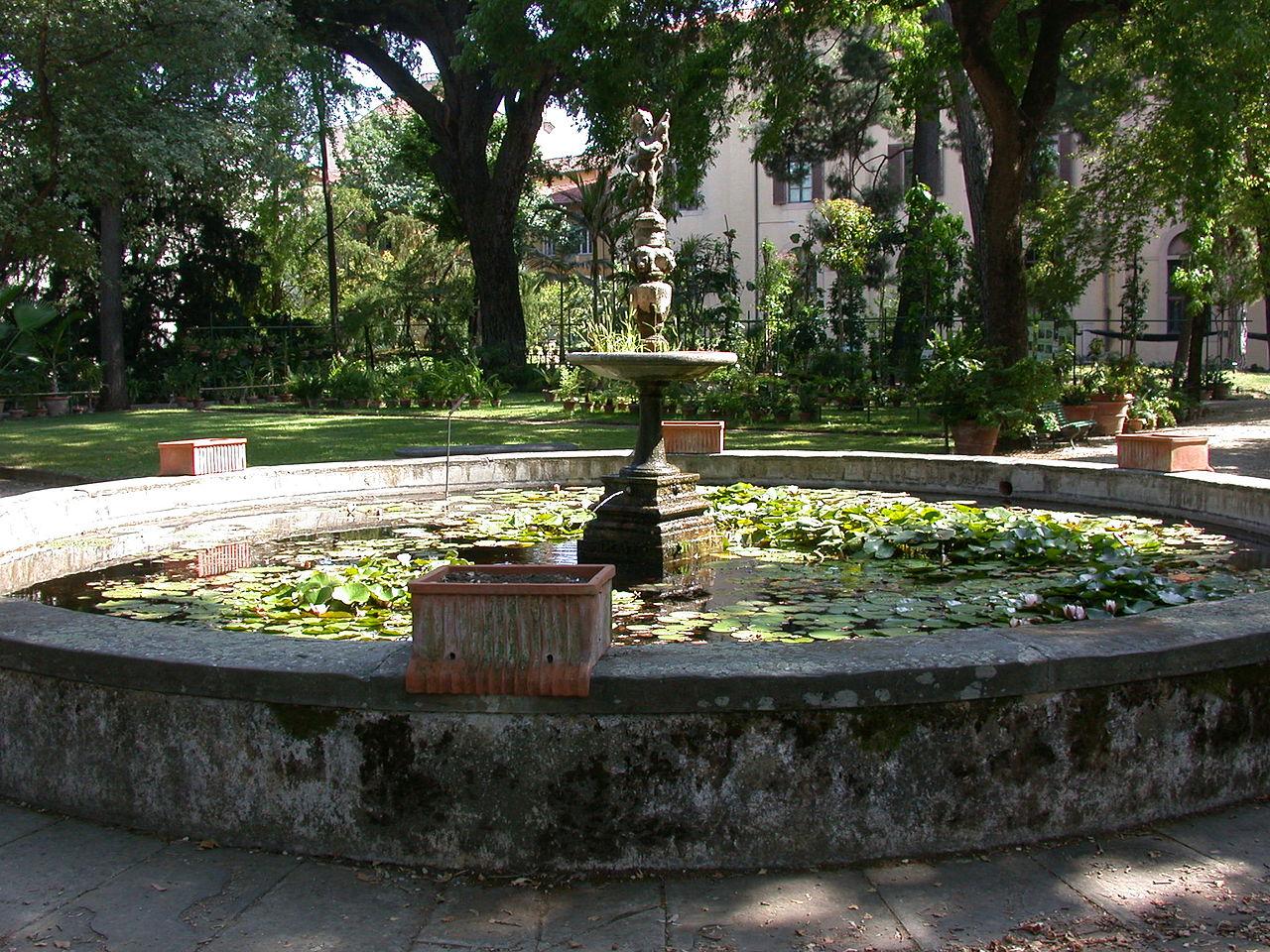 File firenze giardino dei semplici for Giardino firenze