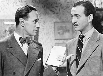 The First of the Few - Leslie Howard and David Niven