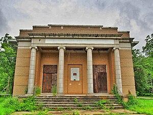 First Church of Christ, Scientist (Paris, Texas) - Image: First Church of Christ, Scientist, Paris, Texas