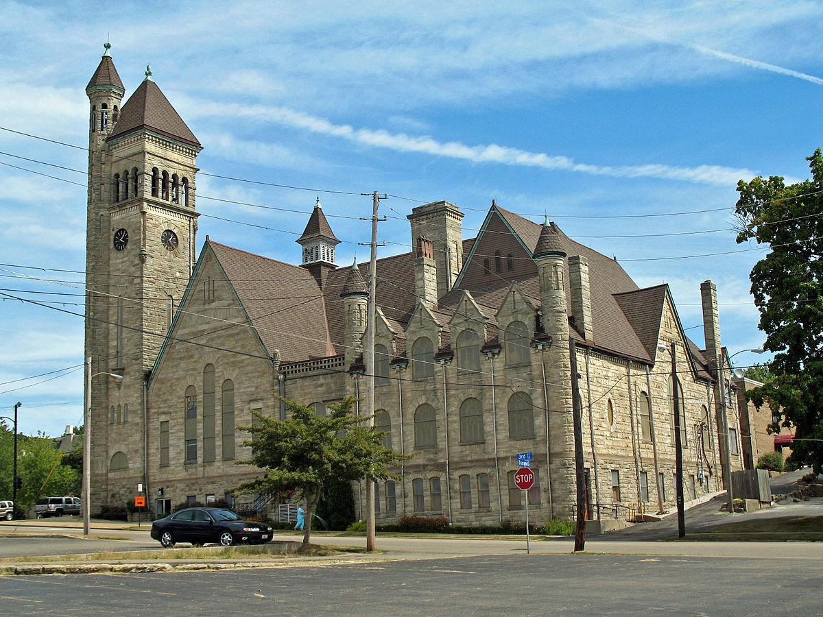 First Methodist Episcopal Church Massillon Ohio Wikipedia