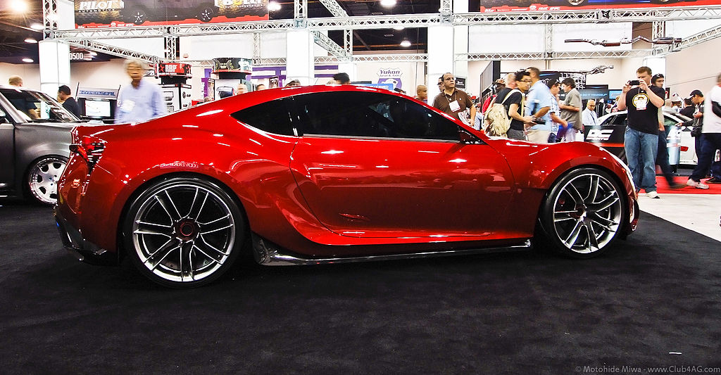 file five axis scion frs concept side view   flickr