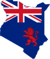 Flag map of British Kenya (1920 - 1963).png