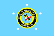 Flag of Hyattsville, Maryland.png