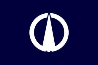 Nagi, Okayama - Image: Flag of Nagi Okayama