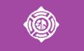 Flag of Shirasawa Gunma.png