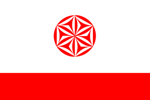 Arpitania - Flag of the Arpitan minority.