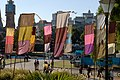 Flags Federation Square.jpg