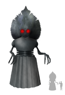 [SURNATUREL] OVNIRAMA, Le topic officiel des extraterrestres - Page 24 220px-Flatwoods_monster