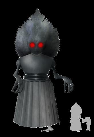 Flatwoods monster - Image: Flatwoods monster