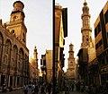 Flickr - HuTect ShOts - El.Muiz Le Din Allah Street شارع المعز لدين الله - Cairo - Egypt - 09 04 2010.jpg