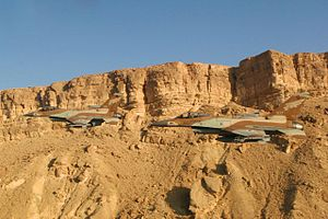 Flickr - Israel Defense Forces - Flying Past Ramon Crater.jpg