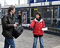 Flickr - NewsPhoto! - Steun aan de stakende schoonmakers in Amsterdam (1).jpg