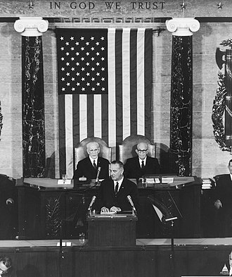 Johnson Doctrine - Johnson's 1965 State of the Union.