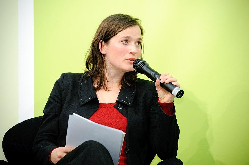 Flickr - boellstiftung - Dr. Christine Pütz, Referentin Europäische Union in der Heinrich-Böll-Stiftung