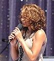 Flickr Whitney Houston performing on GMA 2009 1.jpg