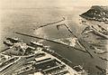 Flyfoto over Nyhavna (ca. 1952) (6777105788).jpg
