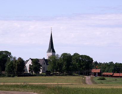 How to get to Fogdö Kyrka with public transit - About the place