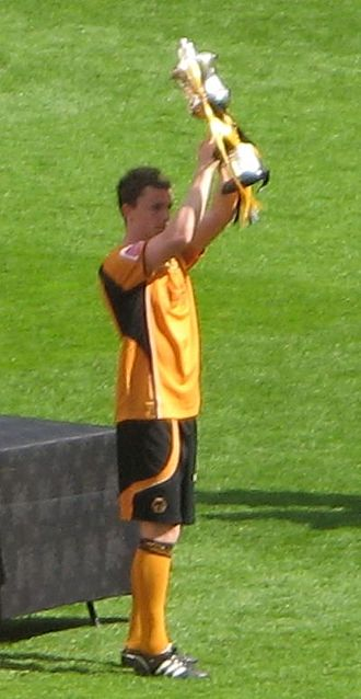 Kevin Foley (footballer) - Foley won Wolves' Player of the Season Award in 2009.