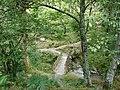 Footbridge near Bryn-Eglwys Quarry - geograph.org.uk - 229865.jpg