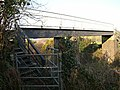 Footbridge over the Railway - geograph.org.uk - 571505.jpg