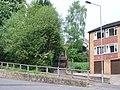Footpath to Walders Avenue, Wadsley, Sheffield - geograph.org.uk - 1114059.jpg