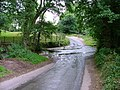 Ford, Thimbleby Lane with Cod Beck - geograph.org.uk - 42326.jpg