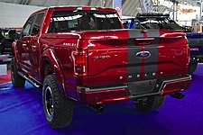 Ford Super Truck >> Ford F-Series (thirteenth generation) - Wikipedia