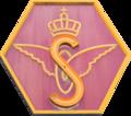 Former DSB logo Copenhagen.png