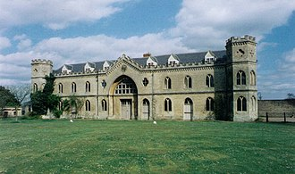 Buckland House - The old Buckland House known as 'Buckland Manor House'