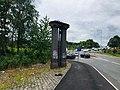 Former rail bridge, George's Rd, Stockport.jpg