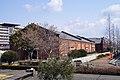 Former raw cotton warehouse of Sumoto factory, Kanebo Awaji Island Japan02n.jpg