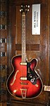 Framus 5-150 Star Bass (1960s) - used by Bill Wyman (Rolling Stones) - HRC Paris (2008-02-12 20.48.37 by Aloba Øyvind Vik).jpg