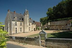 Couture-sur-Loir - Manoir de la Possonnière, birthplace of Pierre de Ronsard