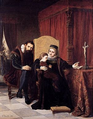 1576 in Sweden - Franciszek Streitt - Katarzyna Jagiellonka