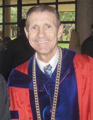 Frank Lazarus - Dr. Frank Lazarus, President Emeritus of the University of Dallas.