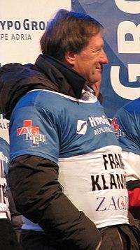 Franz Klammer Zagreb 2009. jpg