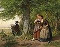 Franz Maria Ingenmey Der bewunderte Künstler 1871.jpg