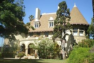 Frederick Hastings Rindge House - Frederick Hastings Rindge House, 2008