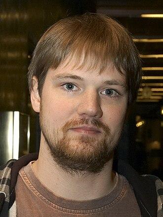 Fredrik Neij - Image: Fredrik neij portrait