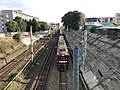 Freight train of Kagoshima Main Line near Kyushu Sangyo University 2.jpg